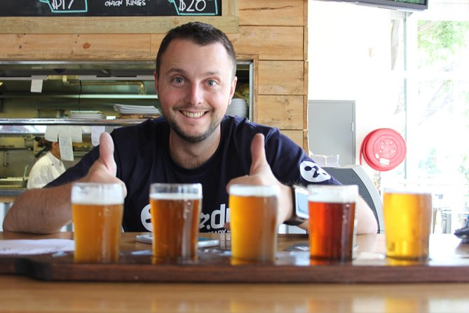 Capital 3in3 - 3 Craft Beer Hotspots in 3 Hours - Attractions Melbourne