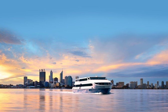 Perth Swan River Dinner Cruise - Attractions Melbourne