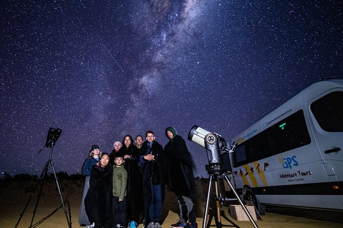 Pinnacles Sunset Stargazing Tour - Attractions Melbourne