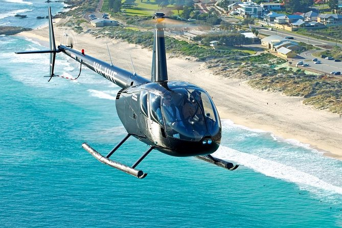 Perth Beaches Helicopter Tour from Hillarys Boat Harbour - Attractions Melbourne