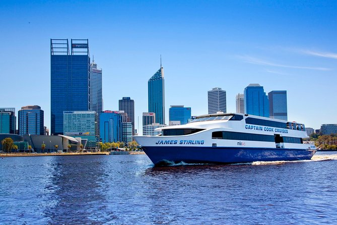 Fremantle Lunch Cruise - Attractions Melbourne