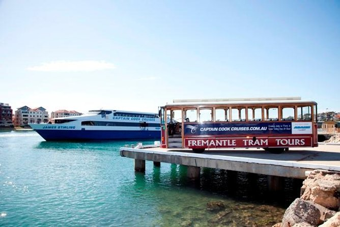 Perth Lunch Cruise including Fremantle Sightseeing Tram Tour - Attractions Melbourne
