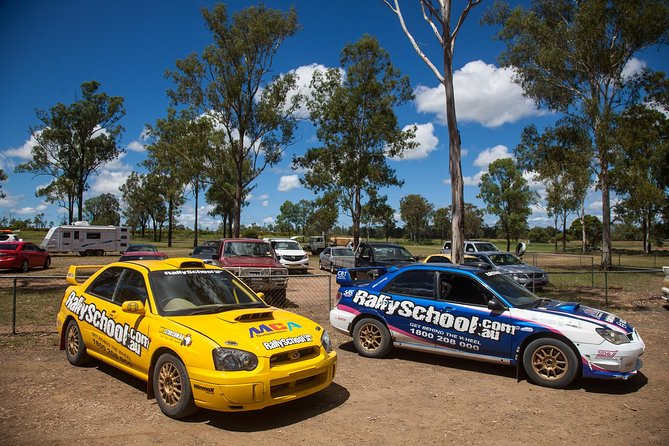 Western Australia Rally Car 16 Laps Drive and Ride - Attractions Melbourne