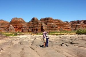 Bungle Bungle Flight Domes  Cathedral Gorge Guided Walk from Kununurra - Attractions Melbourne