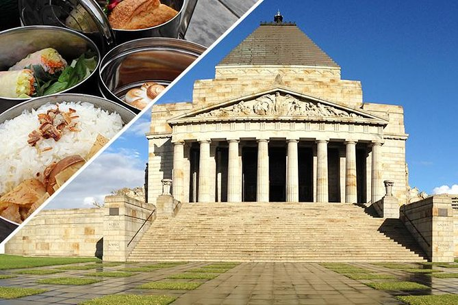 Shrine of Remembrance Tour and a Tiffin - Attractions Melbourne