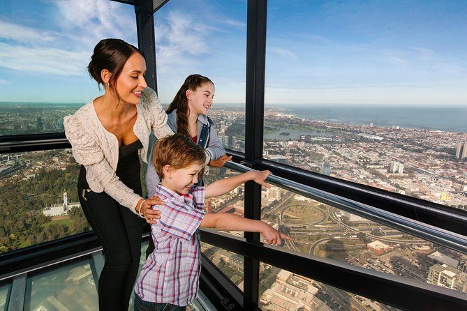 Half-Day Melbourne City Laneways and Arcades Tour with Eureka Skydeck - Attractions Melbourne