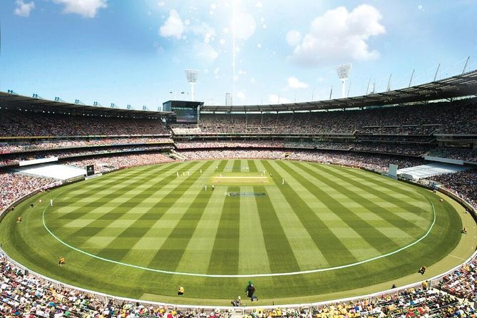 Sports Tour of Melbourne with MCG Tour - Attractions Melbourne