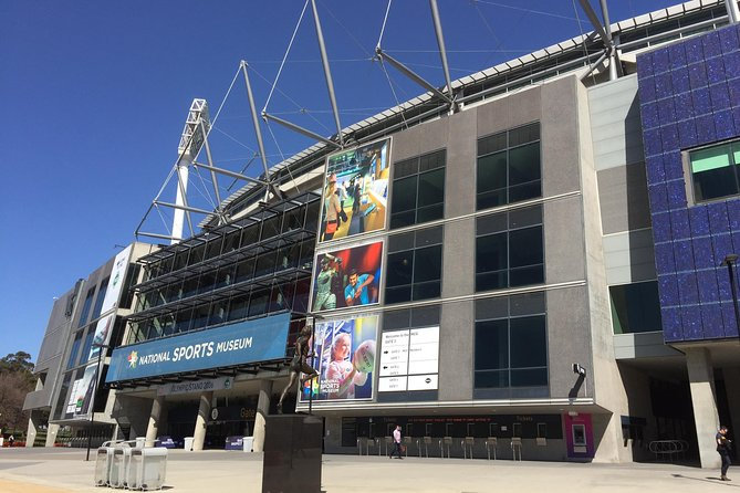 Sports Tour of Melbourne with National Sports Museum - Attractions Melbourne