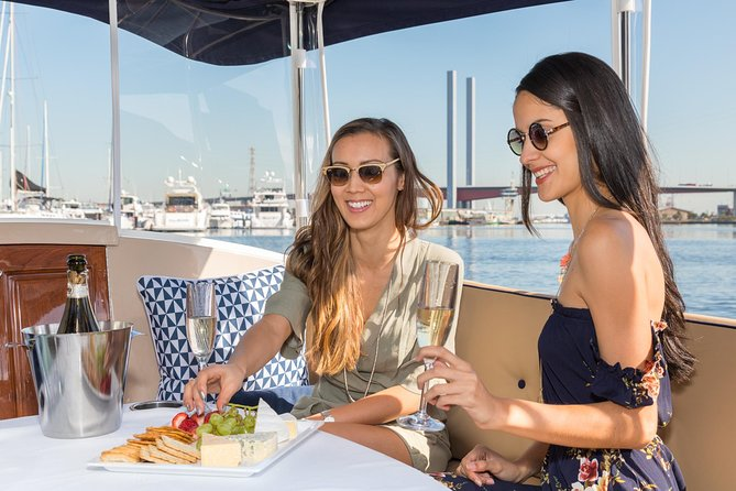 Luxury Private 90min Wine And Cheese Yarra River Cruise - Attractions Melbourne