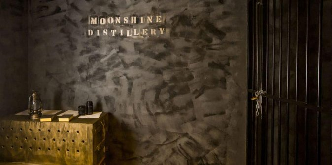 TRAPT Melbourne Prohibition Escape Room - Attractions Melbourne