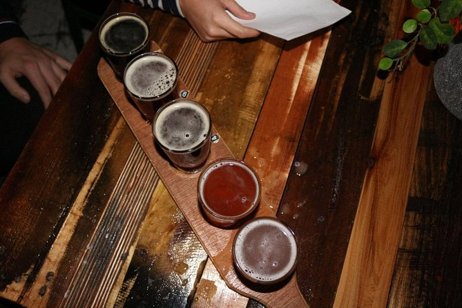 Private Melbourne: 3 Hour Evening Craft Beer Lovers Tour
