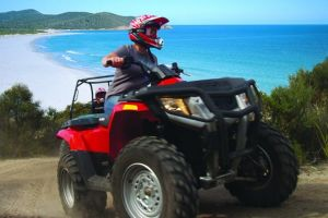 Half-Day Guided ATV Exploration Tour from Coles Bay - Attractions Melbourne