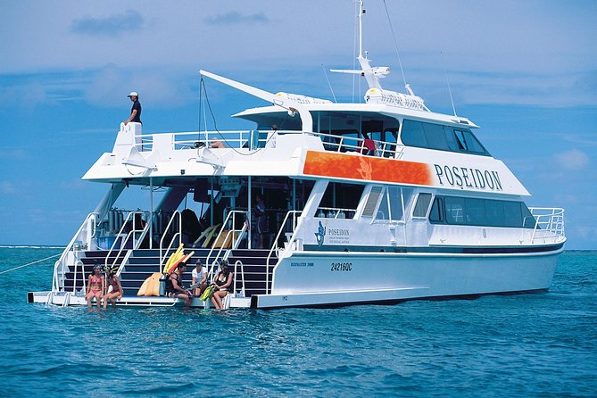 Poseidon Outer Great Barrier Reef Snorkeling and Diving Cruise from Port Douglas - Attractions Melbourne