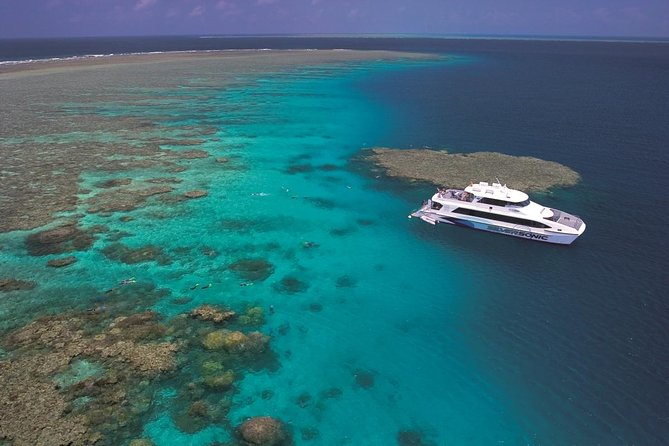 Silversonic Outer Great Barrier Reef Dive and Snorkel Cruise from Port Douglas - Attractions Melbourne