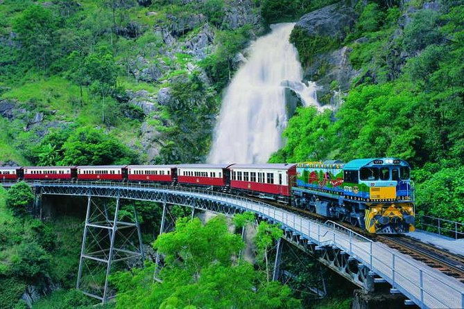 Full-Day Tour with Kuranda Scenic Railway Skyrail Rainforest Cableway and Hartley's Crocodile Adventures from Cairns - Attractions Melbourne