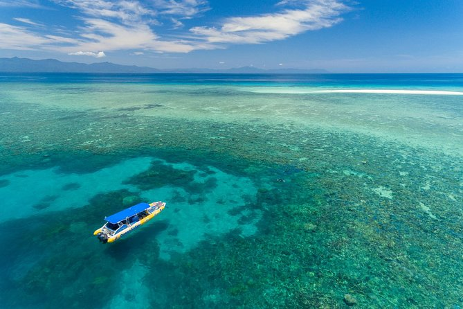 Ocean Safari Great Barrier Reef Experience in Cape Tribulation - Attractions Melbourne