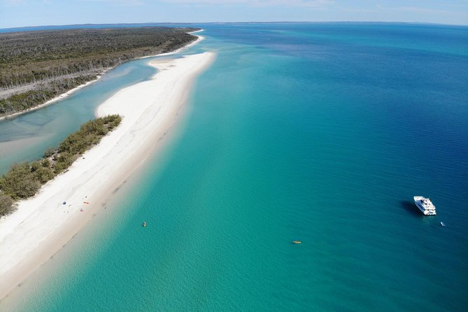 Fraser Island West Coast BBQ Lunch Cruise from Hervey Bay Including Kayaking and Swimming - Attractions Melbourne
