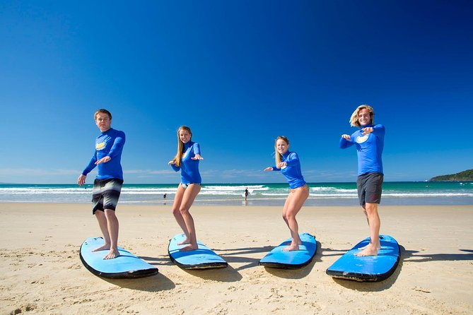 Learn to Surf at Surfers Paradise on the Gold Coast - Attractions Melbourne