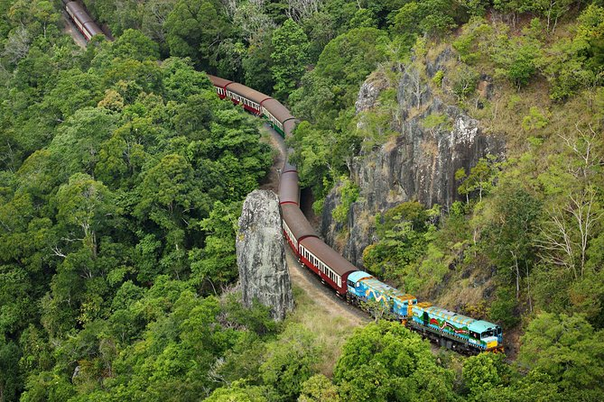 Kuranda Scenic Railway Day Trip from Port Douglas - Attractions Melbourne
