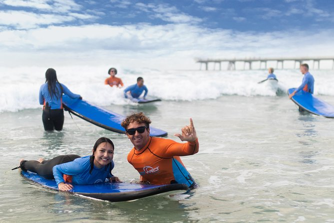 2-Hour Beginners Surf Lesson at Surfers Paradise - Attractions Melbourne