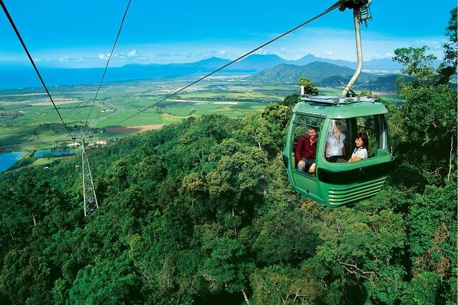 Small-Group Kuranda Village Skyrail Cableway and Scenic Railway Day Trip from Port Douglas - Attractions Melbourne
