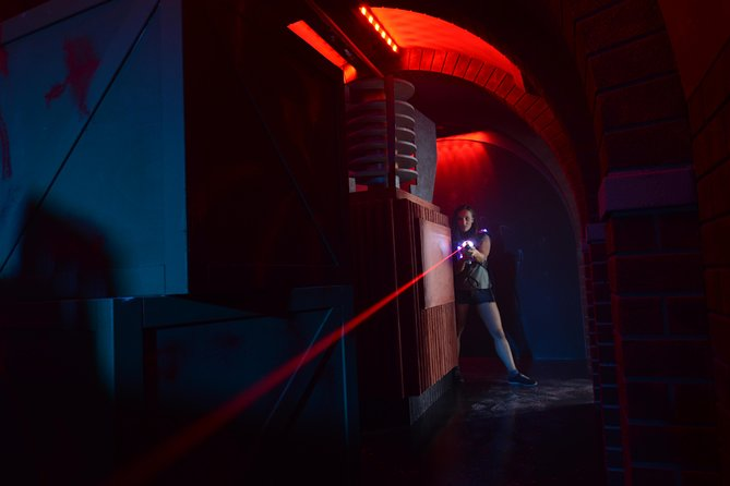 Lazer Tag at Game Over on the Gold Coast - Attractions Melbourne
