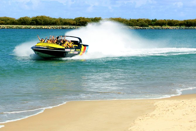 Jet Boat Ride - Surfers Paradise Departure - Attractions Melbourne