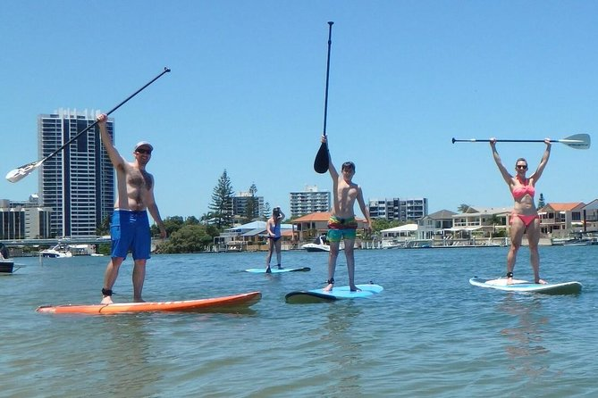 Stand up Paddle Hire - Attractions Melbourne