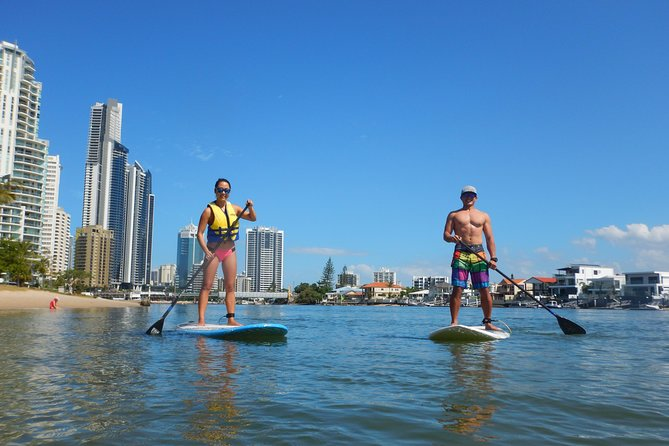 Surfers Paradise Stand Up Paddle Board Tour - Attractions Melbourne