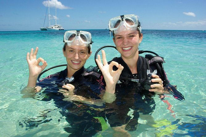 Ocean Spirit Michaelmas Cay Dive and Snorkel Cruise from Palm Cove - Attractions Melbourne