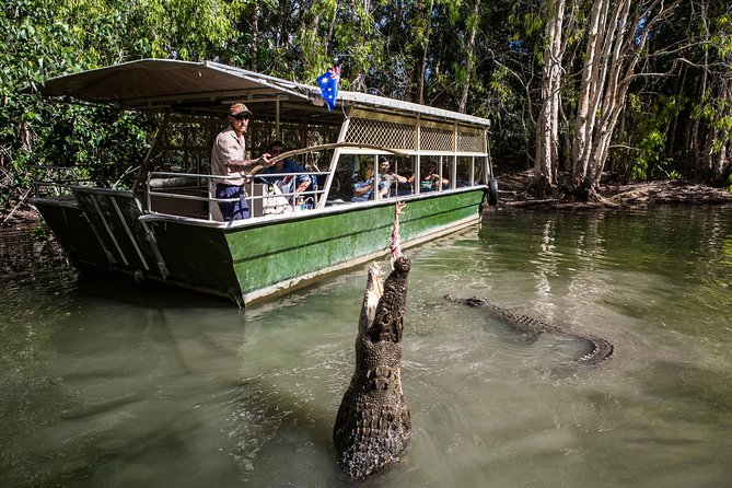 Hartley's Crocodile Adventures Day Trip from Palm Cove - Attractions Melbourne