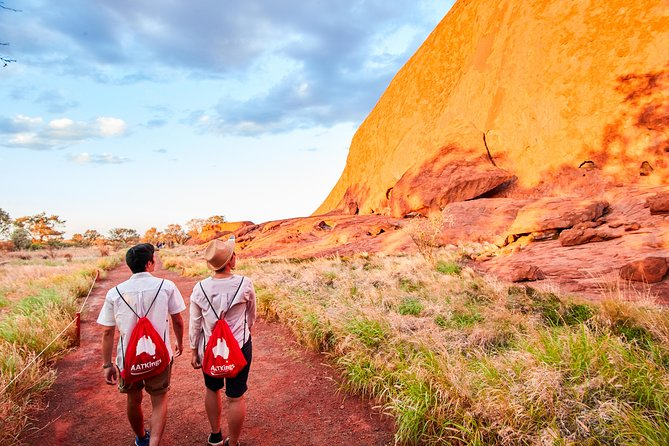 Uluru Sunrise and Guided Base Walk - Attractions Melbourne