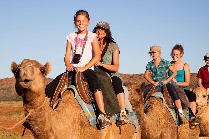 Alice Springs Camel Tour - Attractions Melbourne