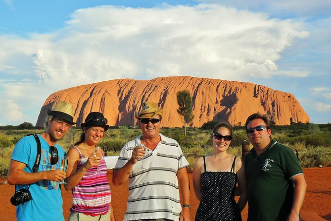Ayers Rock Day Trip from Alice Springs Including Uluru Kata Tjuta and Sunset BBQ Dinner - Attractions Melbourne