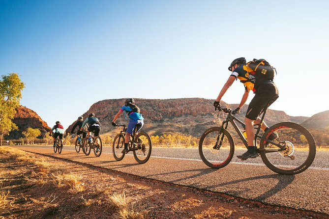 Alice Springs Outback Cycling Tours - Attractions Melbourne
