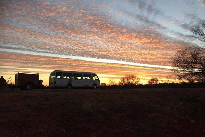 Bus Transfer Alice Springs to Ayers Rock Resort - Attractions Melbourne