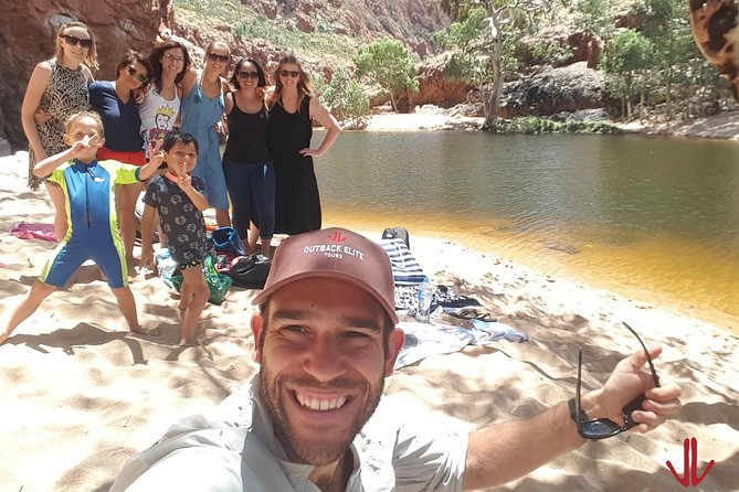 West MacDonnell Ranges Pool to Pool - Attractions Melbourne
