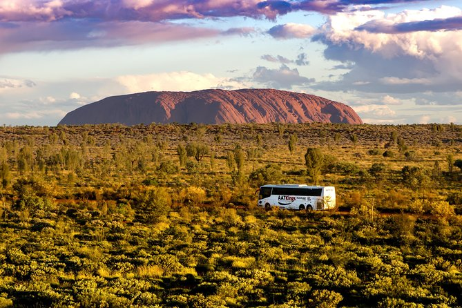 Coach Transfer from Kings Canyon Resort to Ayers Rock Resort - Attractions Melbourne