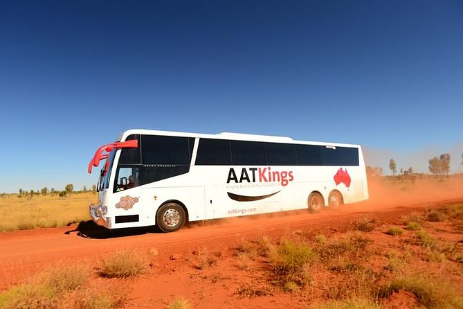 Coach Transfer from Kings Canyon to Alice Springs - Attractions Melbourne