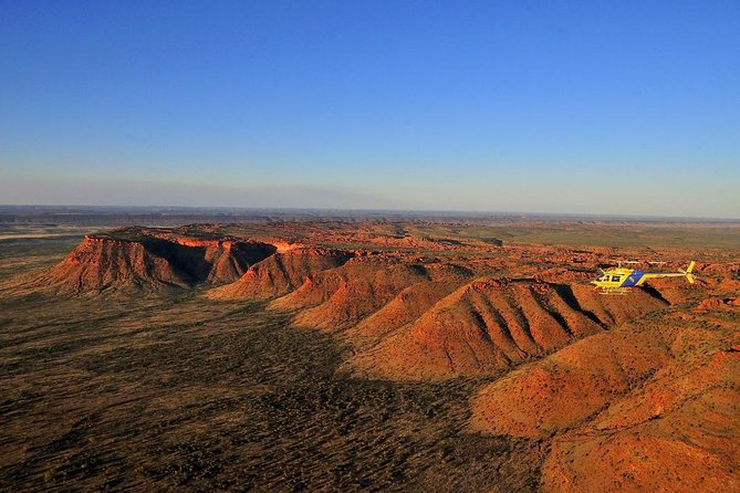 Kings Canyon Helicopter Tour - Attractions Melbourne