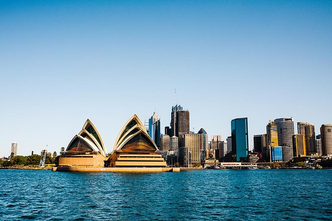 2-Day Combo Sydney City Tour Sydney Harbour Lunch Cruise and Blue Mountains Day Trip - Attractions Melbourne