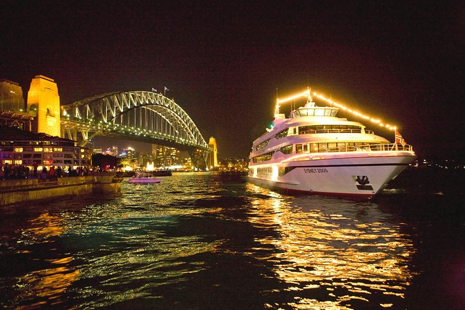 Sydney Harbour Dinner Cruise - Attractions Melbourne