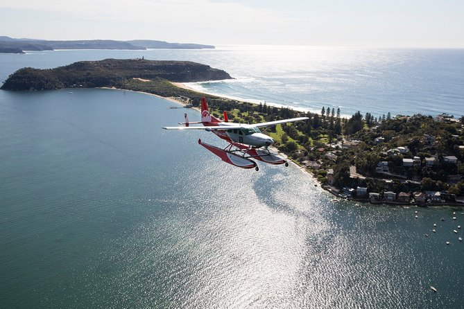 Gourmet Lunch at Jonah's by Seaplane from Sydney - Attractions Melbourne