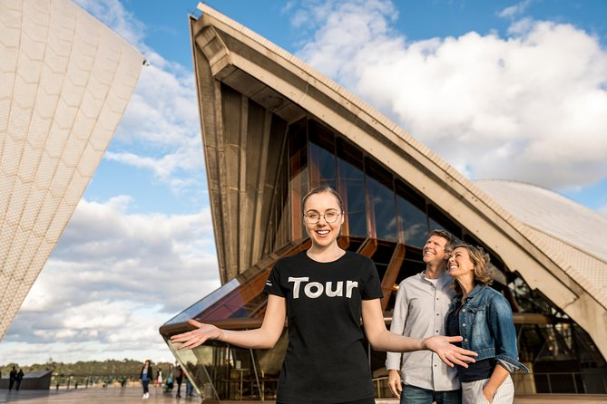Sydney Opera House Official Guided Walking Tour - Attractions Melbourne