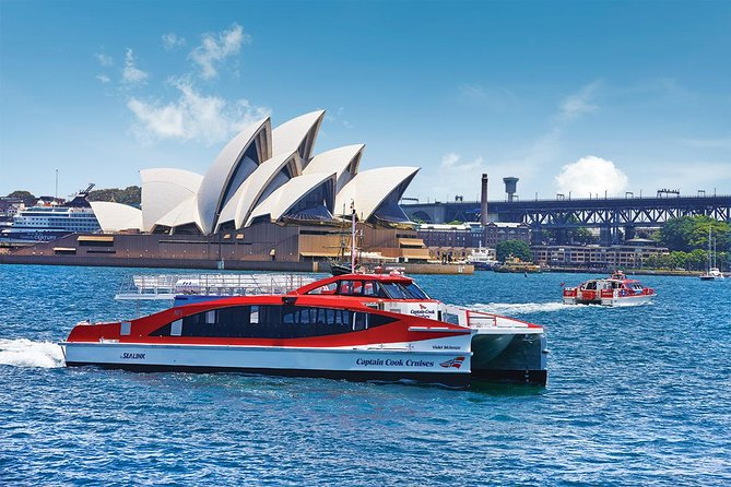 Sydney Harbour Hop-on Hop-off Cruise - Attractions Melbourne