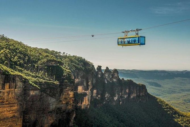 All-Inclusive Blue Mountains Tour in a Luxury Mercedes Sprinter - Attractions Melbourne