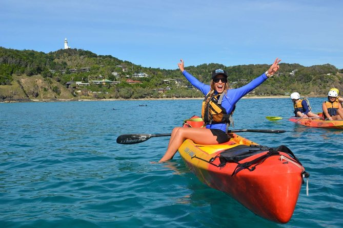 Byron Bay Dolphin Sea Kayak Tour - Attractions Melbourne