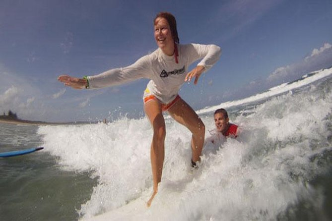 Byron Bay Half Day Surf Lesson - Attractions Melbourne