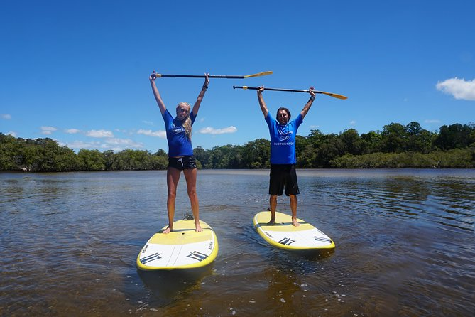 Stand Up Paddleboarding Byron Bay - Attractions Melbourne