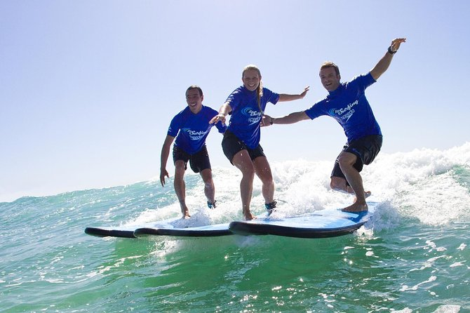 Private and Small-Group Surfing Lessons in Byron Bay - Attractions Melbourne